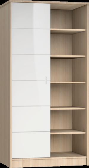 ALDA-classic 2 osztású szekrény