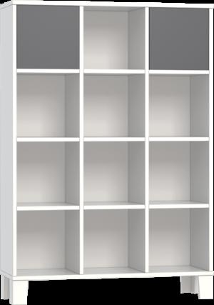 HOLLY grey széles nyitott tároló