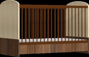 MAKAO-Átalakítható 140-es babaágy