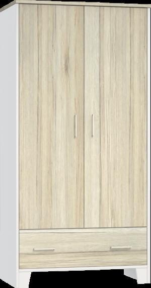 NEMO-CARAVELLE-2 osztású szekrény