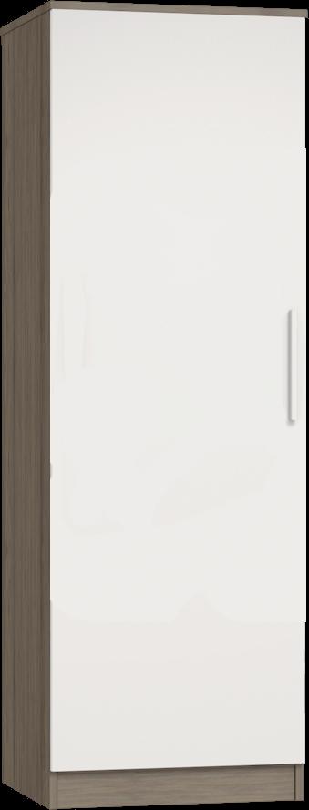 POPPI-1 ajtós állószekrény